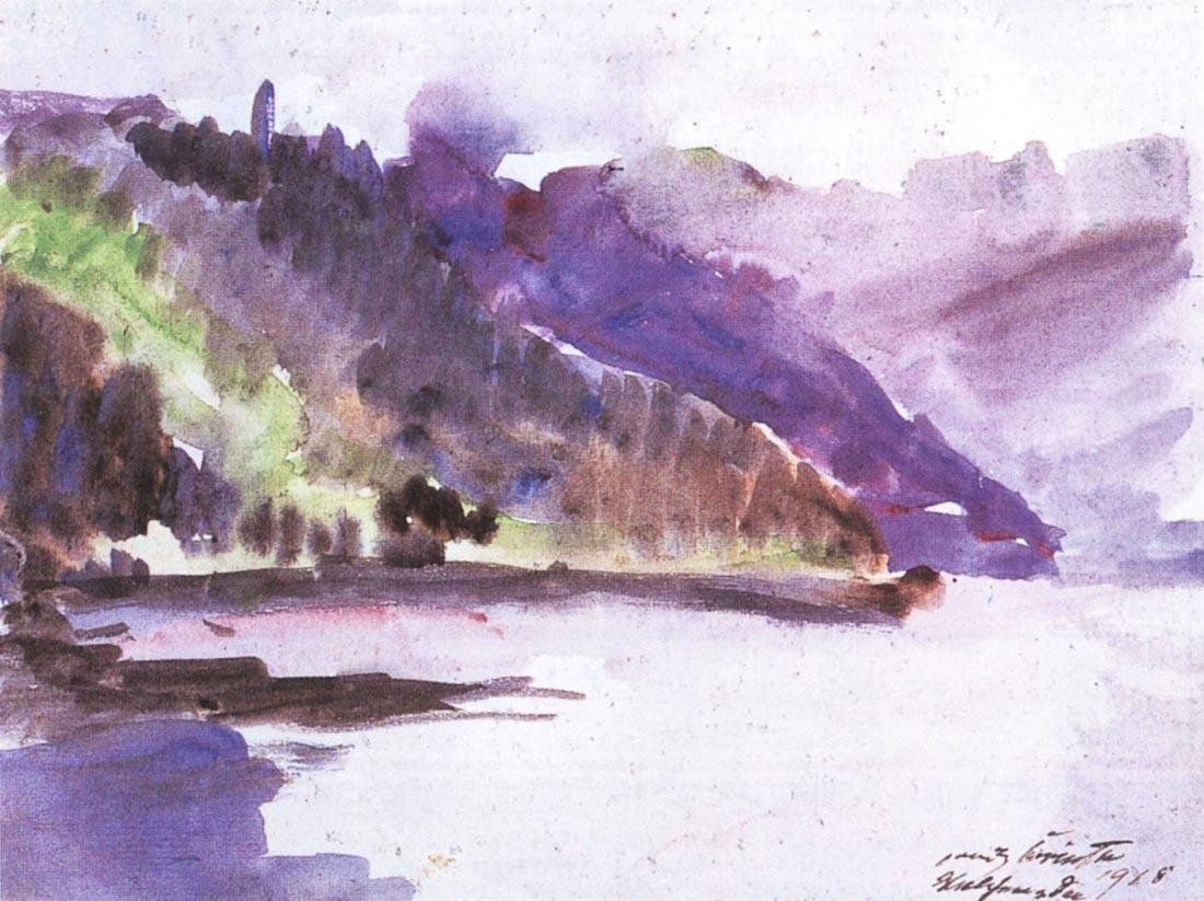 Walchensee [6] - Lovis Corinth